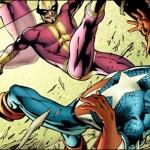 Preview of Captain America #6 featuring Alan Davis!