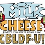 Preview of Milk and Cheese: Dairy Products Gone Bad HC
