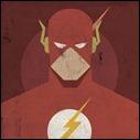 Flash mugshot print by Michael Myers