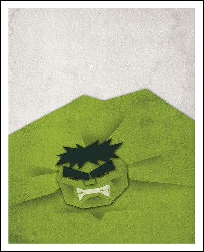 Hulk by Greg Guillemin