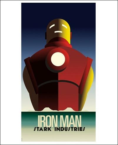 Iron Man by Greg Guillemin