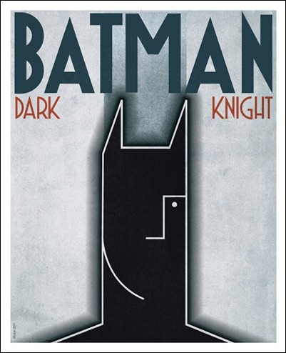 Batman Dark Knight by Greg Guillemin