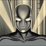 Retro Superhero Art by Greg Guillemin