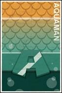 Aquaman print by Michael Myers