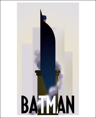 Batman by Greg Guillemin