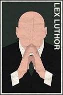 Lex Luthor print by Michael Myers