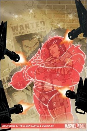 WOLVERINE & THE X-MEN: ALPHA & OMEGA #3 (Of 5)