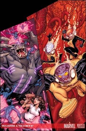 WOLVERINE & THE X-MEN #7