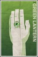 Green Lantern print by Michael Myers