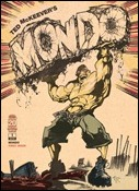 Ted McKeever's Mondo #1 cover