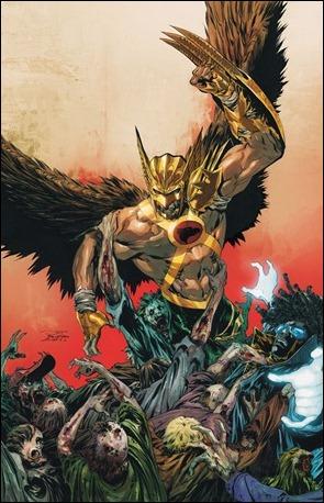THE SAVAGE HAWKMAN #7