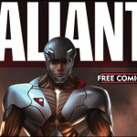 Valiant Returns on Free Comic Book Day 2012