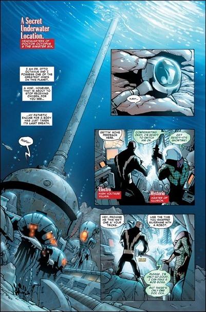Amazing Spider-Man #676 page 1