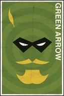 Green Arrow print by Michael Myers