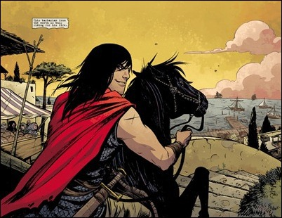 Conan the Barbarian #1 pg 2