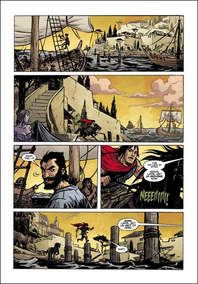 Conan the Barbarian #1 pg 3