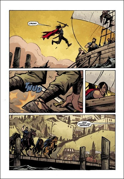 Conan the Barbarian #1 pg 4