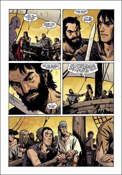 Conan the Barbarian #1 pg 5