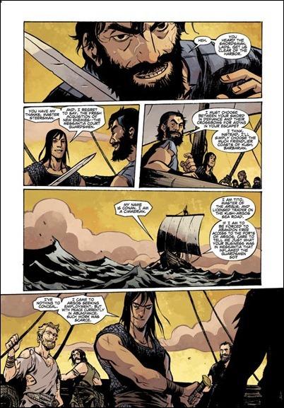 Conan the Barbarian #1 pg 6