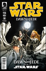 Star Wars: Dawn of the Jedi #0