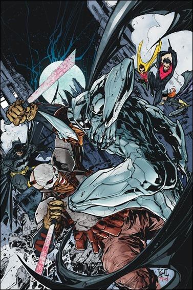 BATWING #8