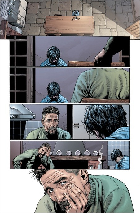 Batman: Earth One preview page 1