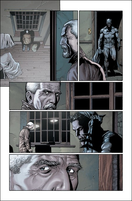 Batman: Earth One preview page 3