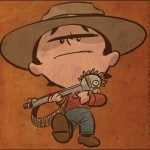 COW BOY by Nate Cosby and Chris Eliopoulos Arrives in March 2012 From Archaia