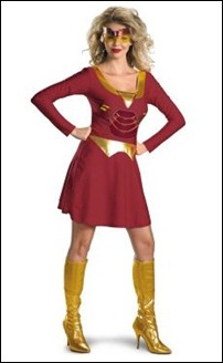 Iron Man 2 (2010) Movie - Iron Woman Classic Adult Costume, 69916