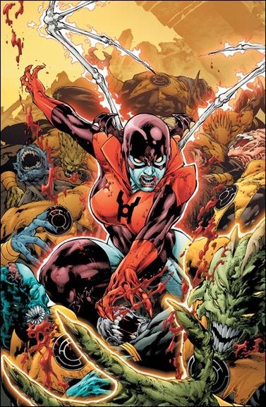RED LANTERNS #8