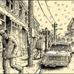 Preview: Harvey Pekar's Cleveland Hardcover Graphic Novel