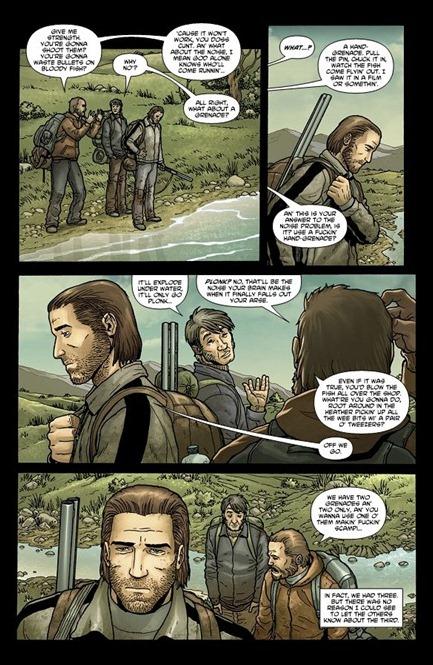Crossed: Badlands #1 page 2