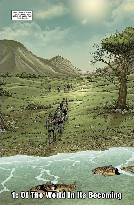 Crossed: Badlands #1 page 3
