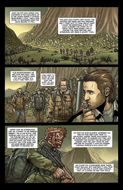 Crossed: Badlands #1 page 5