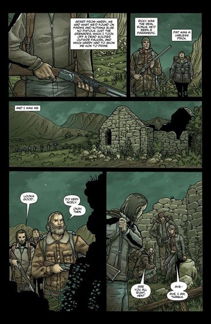 Crossed: Badlands #1 page 6