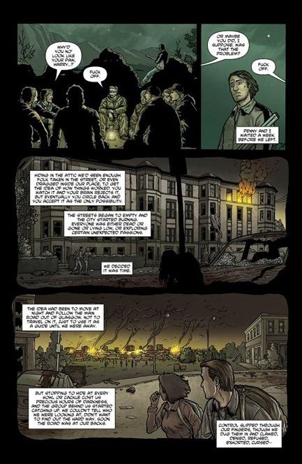 Crossed: Badlands #1 page 7