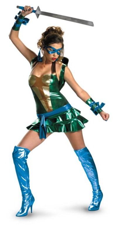 Ninja Turtle Halloween Costumes