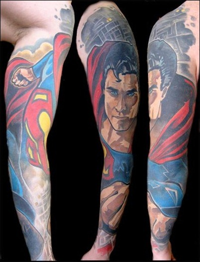 supermansleeve