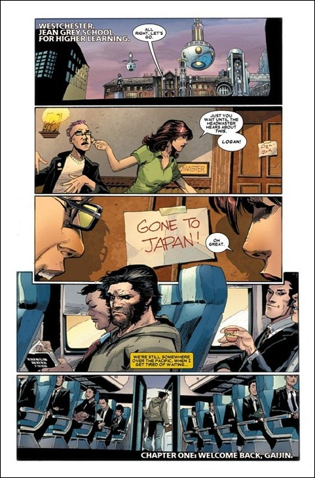 Wolverine #300 page 2