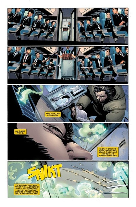 Wolverine #300 page 3
