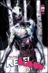 Rebel Blood #1 cover