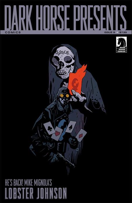 Dark Horse Presents #9 Mignola cover