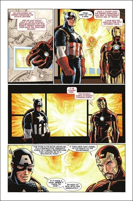 Avengers vs X-Men #1 pg 2