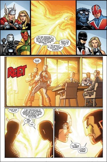 Avengers vs X-Men #1 pg 3