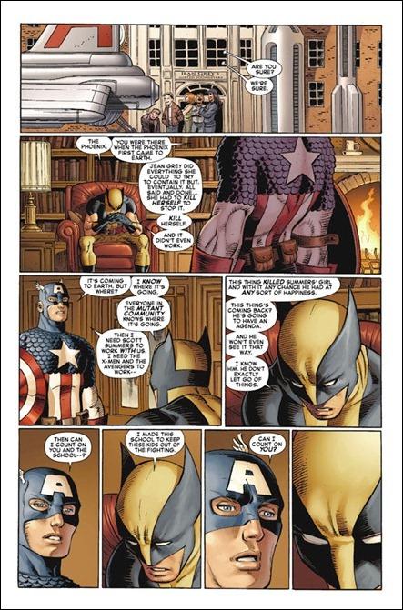 Avengers vs X-Men #1 pg 4