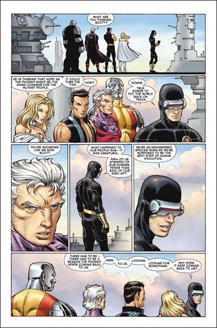 Avengers vs X-Men #1 pg 5