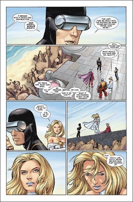 Avengers vs X-Men #1 pg 6