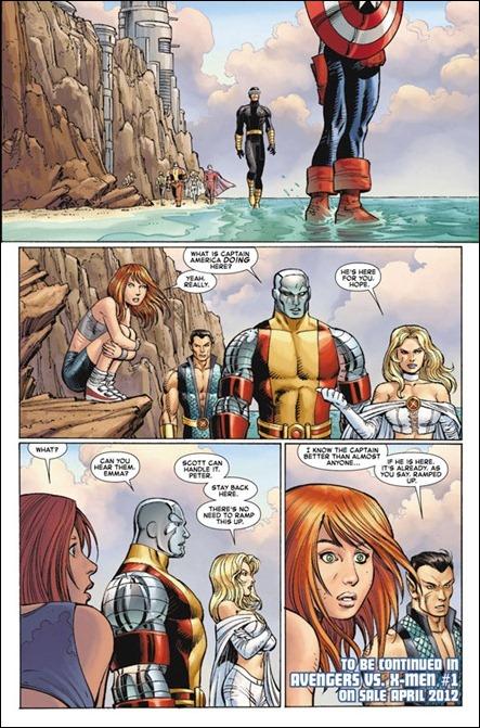 Avengers vs X-Men #1 pg 7