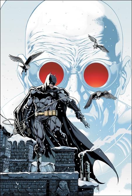Batman Annual #1 cover