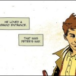 Preview: Peter Panzerfaust by Kurtis Wiebe and Tyler Jenkins